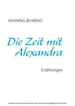 Die Zeit mit Alexandra