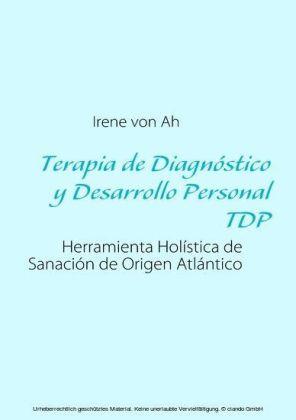 Terapia de Diagnostico y Desarrollo Personal TDP