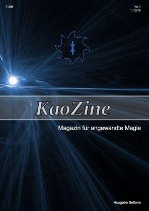KaoZine - Magazin für angewandte Magie