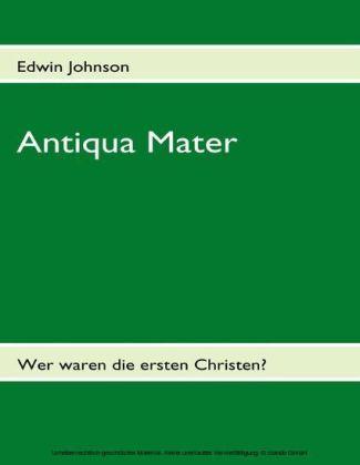 Antiqua Mater