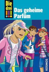 Die drei Ausrufezeichen - Das geheime Parfüm Cover