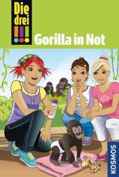 Die drei Ausrufezeichen - Gorilla in Not Cover