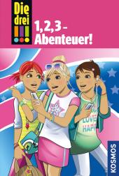 Die drei Ausrufezeichen - 1,2,3 Abenteuer Cover