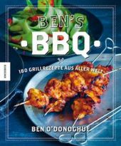 Ben's BBQ Cover