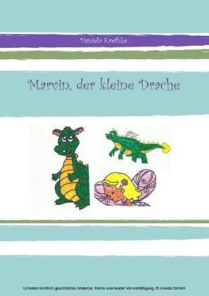 Marvin, der kleine Drache
