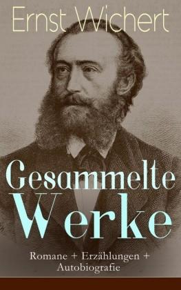 Gesammelte Werke: Romane + Erzählungen + Autobiografie
