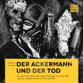 Der Ackermann und der Tod, 1 Audio-CD Cover