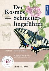 Der neue Kosmos Schmetterlingsführer Cover