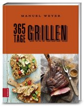 365 Tage Grillen Cover