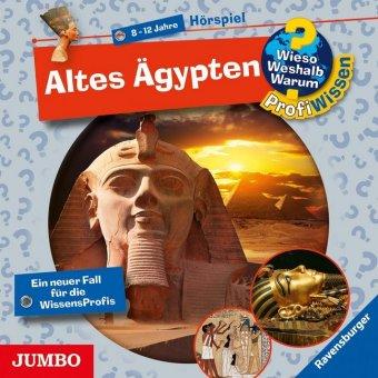 Altes Ägypten, 1 Audio-CD