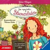 Der magische Blumenladen - Ein Geheimnis kommt selten allein, 1 Audio-CD