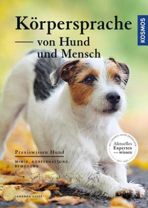 Körpersprache von Hund und Mensch