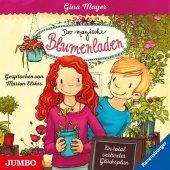 Der magische Blumenladen - Ein total verhexter Glücksplan, 1 Audio-CD