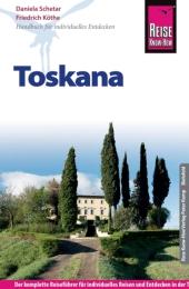 Reise Know-How Toskana Cover