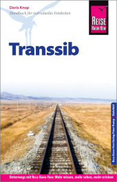 Reise Know-How Reiseführer Transsib Cover