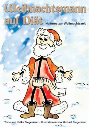 Weihnachtsmann auf Diät