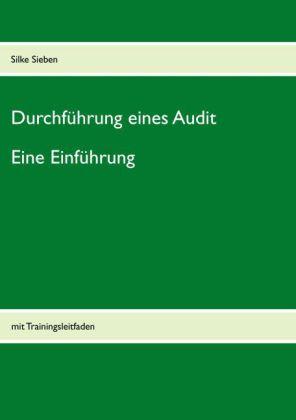Durchführung eines Audits: Eine Einführung