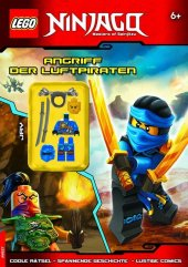 LEGO® NINJAGO - Angriff der Luftpiraten, m. NINJAGO-Minifigur Jay Cover