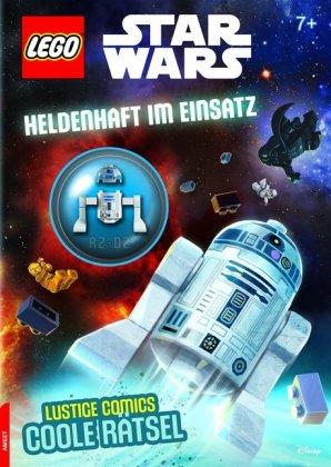 LEGO® Star Wars(TM) Heldenhaft im Einsatz, m. LEGO® Minifigur R2D2