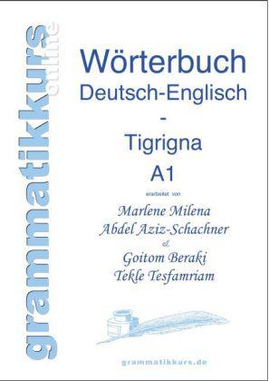 Wortschatz Deutsch-Englisch-Tigrigna Niveau A1