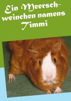 Ein Meerschweinchen namens Timmi