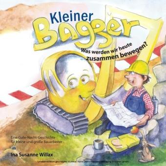 Kleiner Bagger