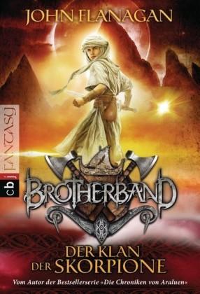 Brotherband - Der Klan der Skorpione