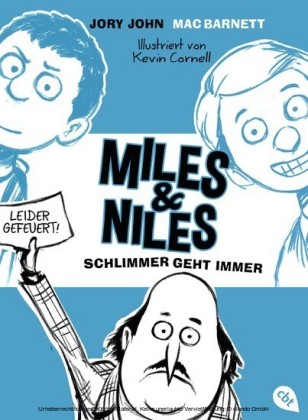 Miles & Niles - Schlimmer geht immer