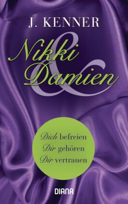 Nikki & Damien (Stark Novella 1-3)