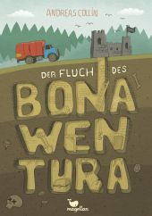 Der Fluch des Bonawentura Cover