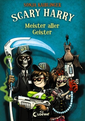 Scary Harry 3 - Meister aller Geister