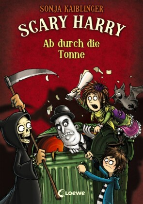 Scary Harry 4 - Ab durch die Tonne