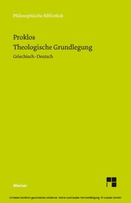 Theologische Grundlegung