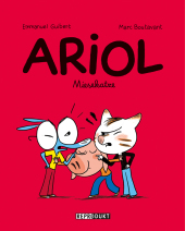 Ariol - Miesekatze Cover