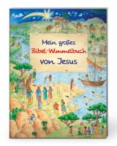 Mein großes Bibel-Wimmelbuch von Jesus Cover
