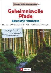 Geheimnisvolle Pfade Bayerische Hausberge Cover