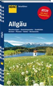 ADAC Reiseführer Allgäu Cover