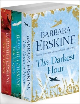 Barbara Erskine 3-Book Collection