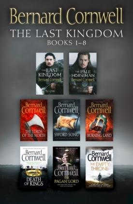 Last Kingdom Series Books 1-8