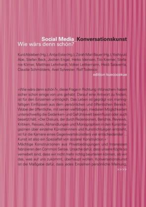 Social Media_Konversationskunst. Wie wärs denn schön?
