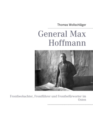 General Max Hoffmann