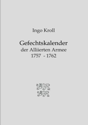 Gefechtskalender der Alliierten Armee 1757-1762