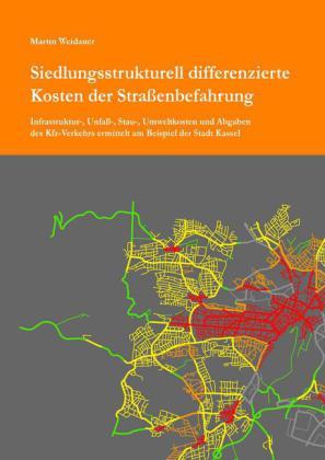Siedlungsstrukturell differenzierte Kosten der Straßenbefahrung