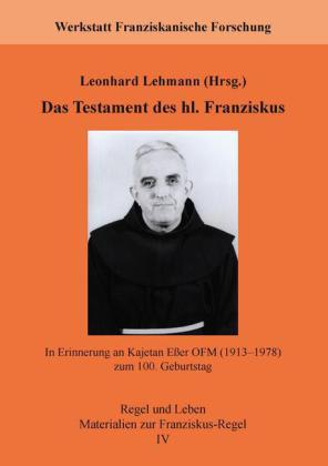 Das Testament des hl. Franziskus