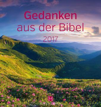 Gedanken aus der Bibel 2017