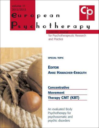 European Psychotherapy 2012/2013