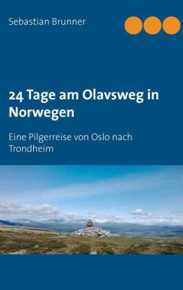 24 Tage am Olavsweg in Norwegen