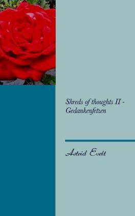 Shreds of thoughts II - Gedankenfetzen
