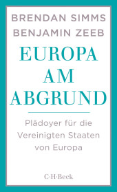 Europa am Abgrund Cover