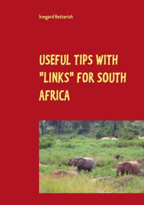 """Useful tips with """"links"""" for South Africa"""